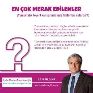 Yumurtalık Kanserinde Risk Faktörleri