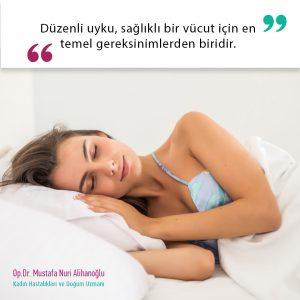 Düzenli Uykunun Önemi